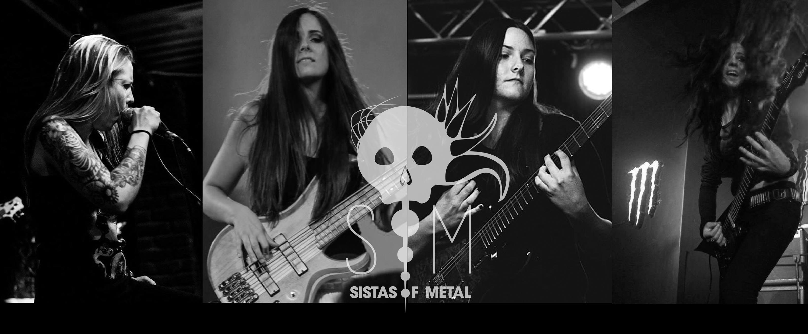 Sistas of Metal; Robyn Ferguson