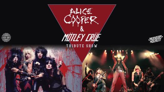 Alice Cooper VS Motley Crue tribute