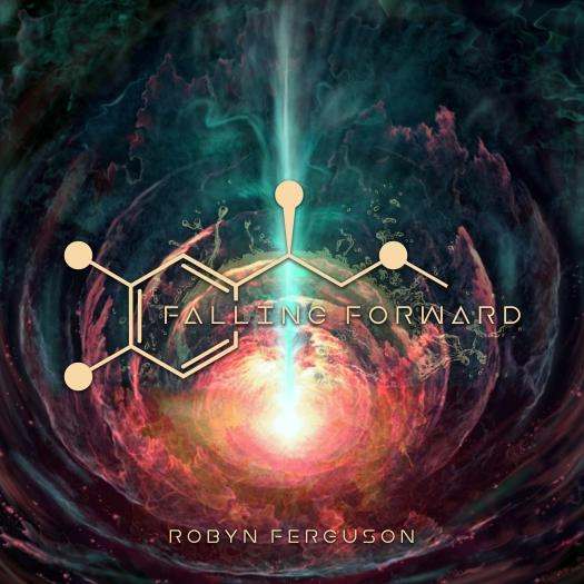 Robyn Ferguson- Falling Forward Album Art